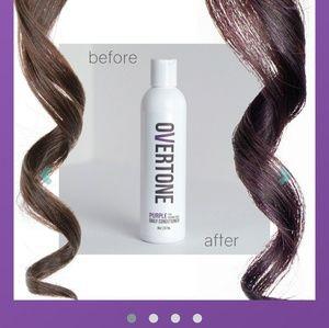 overtone Makeup - BNIB Overtone Purple for brown hair no bleaching